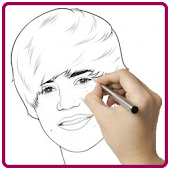 How to Draw Celebrity Faces