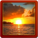 Summer Sunset Live Wallpaper icon