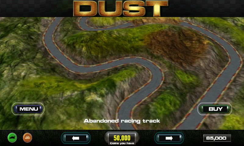 Dust: Offroad Racing - Gold- screenshot