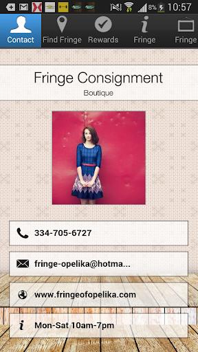 Fringe Consignment