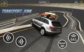 Screenshot of Car Drive AT