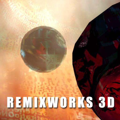 Remixworks 3D LOGO-APP點子