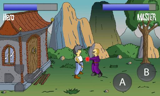 Shaolin Hero Fighting