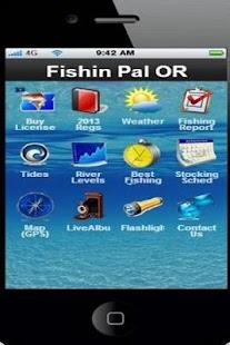 Fishin Pal Oregon