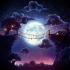 Starry Night Pass Wallpaper icon