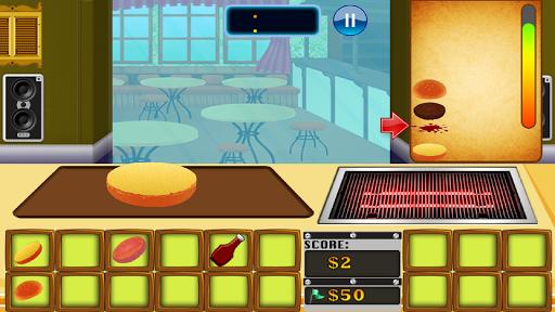 Burger Restaurant Game