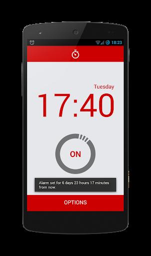 Voissy Alarm Clock