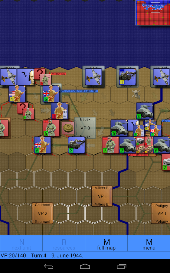 D-Day 1944 (Conflicts-series) - screenshot