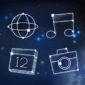 constellation Atom Iconpack