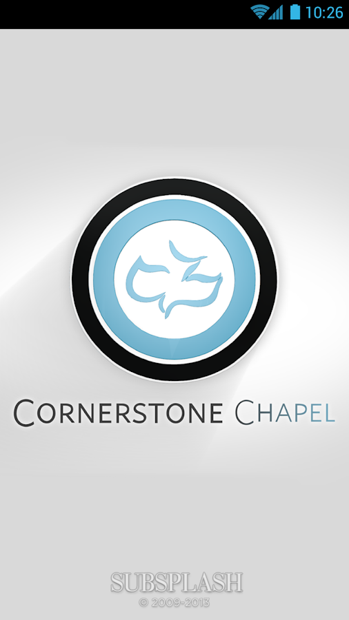 Cornerstone Chapel - screenshot