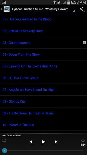 Christian Music Spoken Word