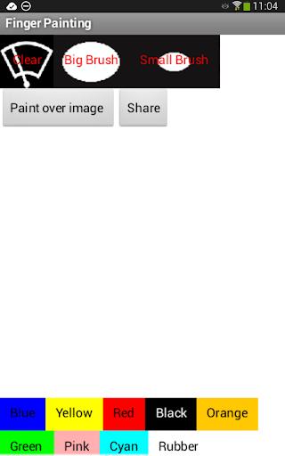 Finger Painting Lite