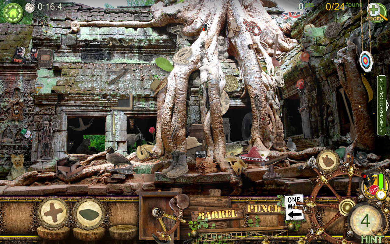 Hidden Objects Quest 17- screenshot