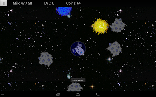 Screenshot of Space Cowboy