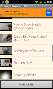 Drawing Anime Manga PRO - screenshot thumbnail