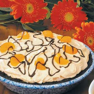Mountainous Mandarin Pie.