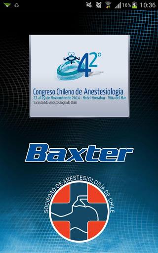 42º Congreso de Anestesiología