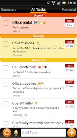 Tasks N ToDos Pro - To Do List Screenshot 1