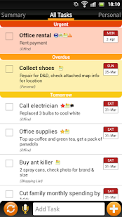 Tasks N ToDos Pro - To Do List Screenshot 1