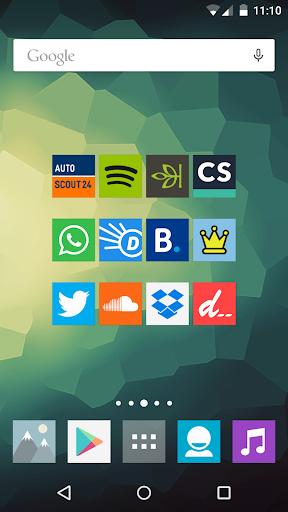 【免費個人化App】Nex - Icon Pack-APP點子