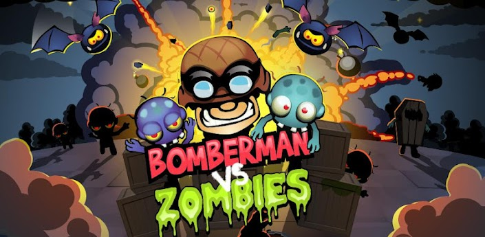 Bomberman vs Zombies apk