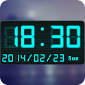 Digital Clock Widget & Tools icon