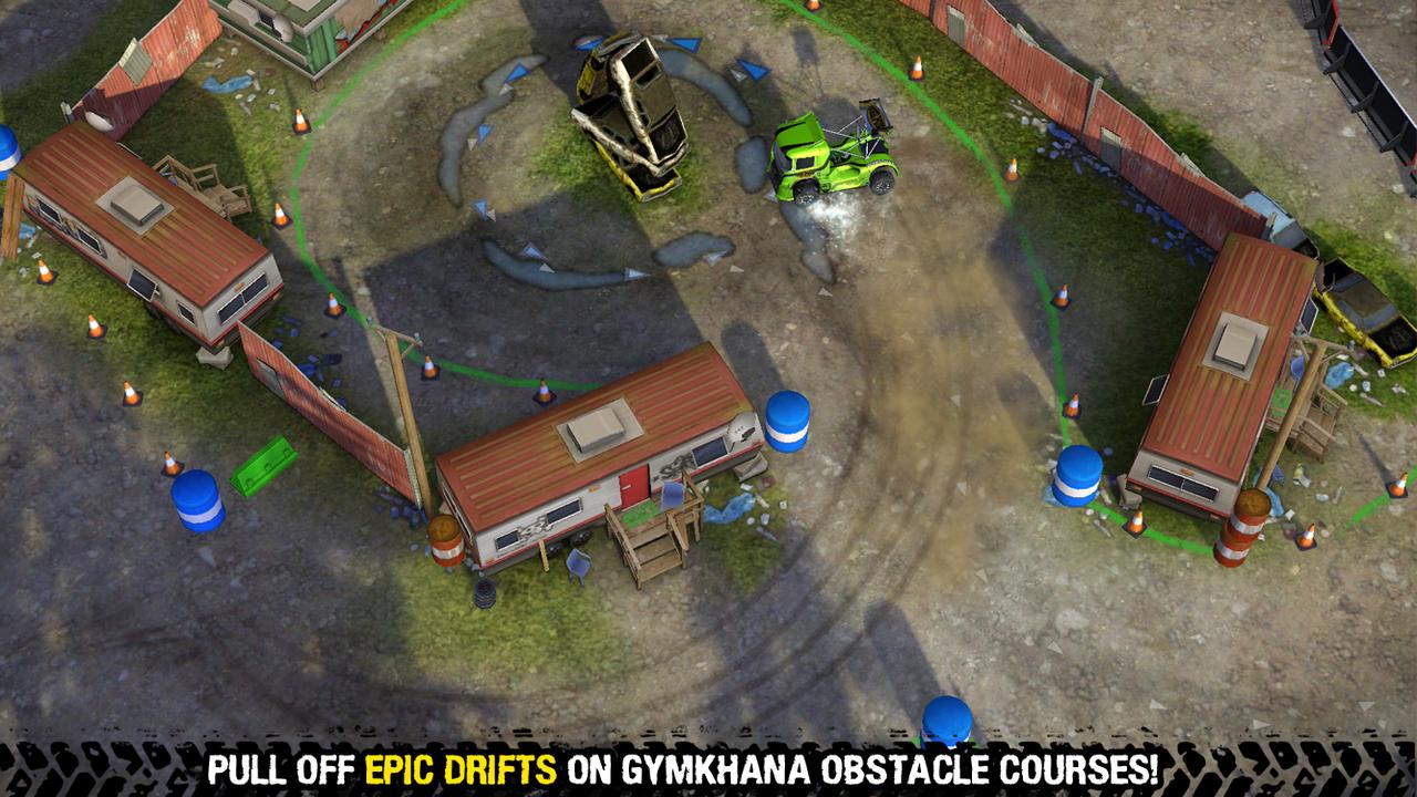 Reckless Racing 3 screenshot #2