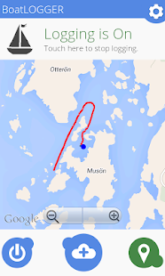 BoatLogger- screenshot thumbnail