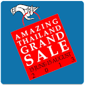 Amazing Thailand Grand Sale
