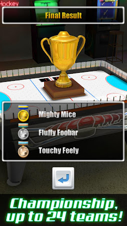 Air Hockey 3D 1.4.0 screenshot 666472