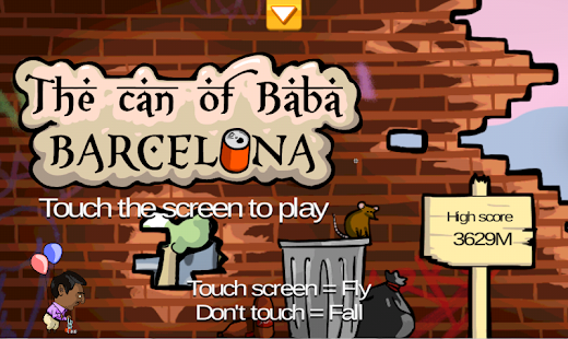 The can of Baba: Barcelona- screenshot thumbnail