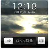 iPhone style GO locker theme3