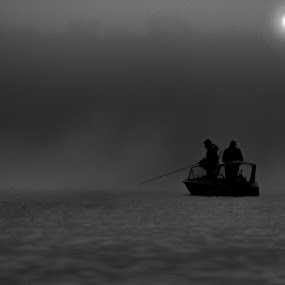Fishing by Zencenco Cristian - People Professional People