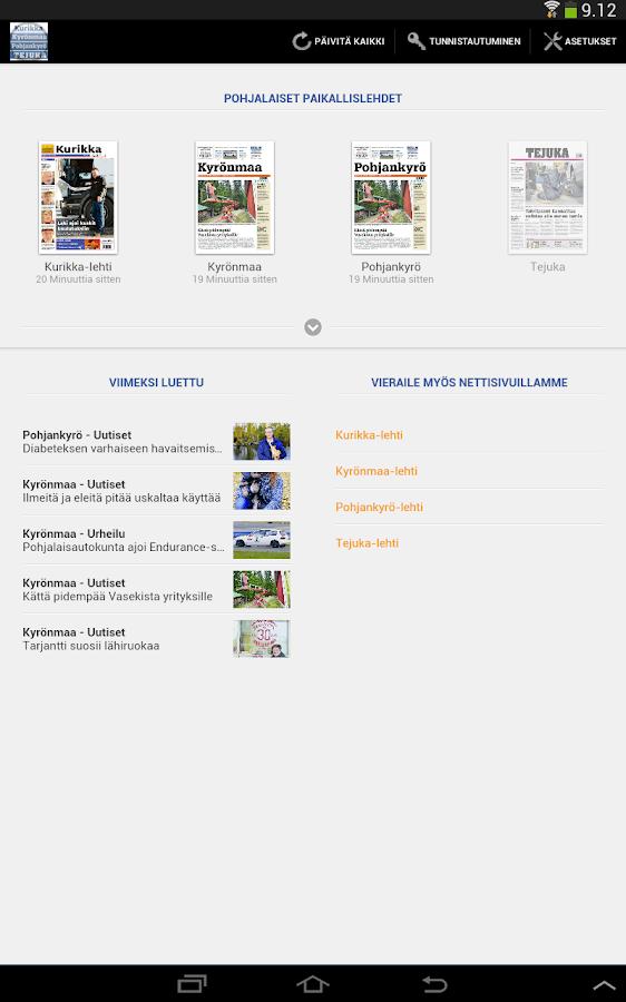 google kuvat Kurikka