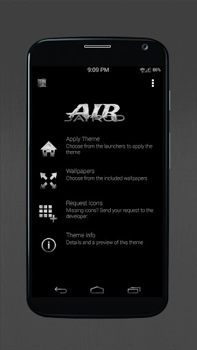 Air - Icon Pack
