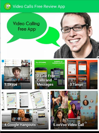 【免費媒體與影片App】Free Video Calls Review-APP點子