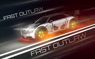 Screenshot of Fast Outlaw: Asphalt Surfers