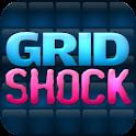 Gridshock HD logo