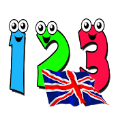 123 numbers english