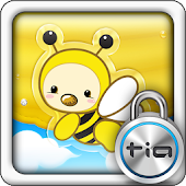 [Tia Lock]Honeybee Free Theme