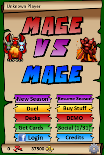 Mage Vs Mage- screenshot thumbnail