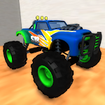 Monster Truck Racing 3D 1.00 Apk