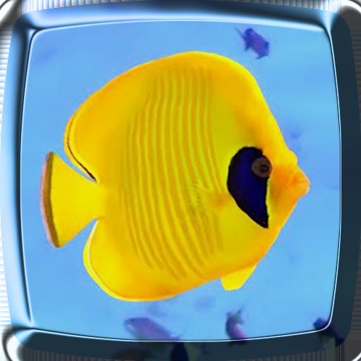 水族馆 态动壁纸 個人化 App LOGO-APP試玩