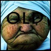 Faccia di Vecchia Decrepita