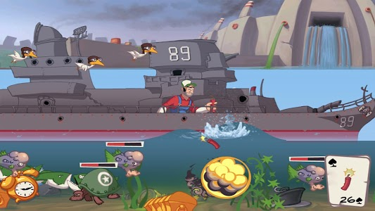 Super Dynamite Fishing Premium v1.2.2