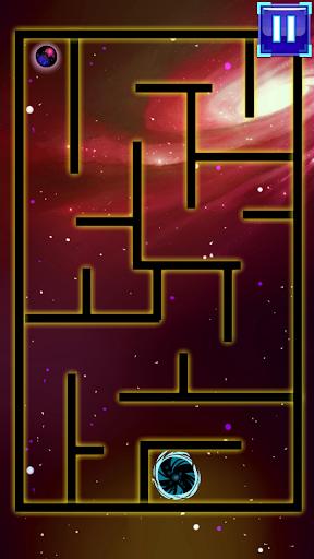 Stellar Maze