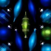 Christmas Balls Theme Live