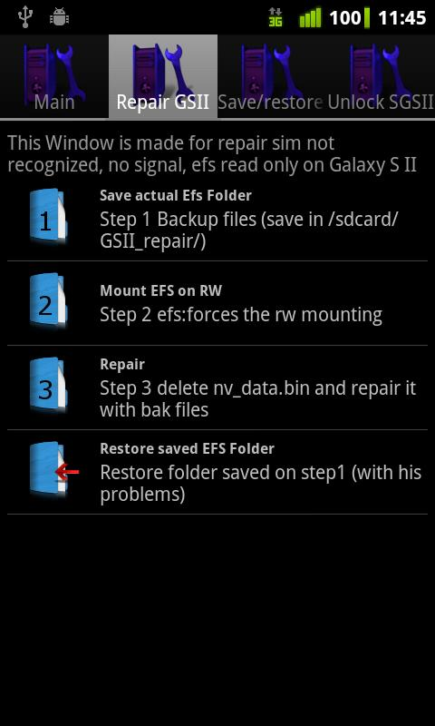 GSII_Repair - screenshot