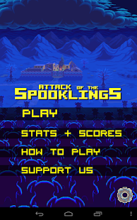Attack of the Spooklings FREE - screenshot thumbnail