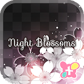 icon&wallpaper-Night Blossoms-